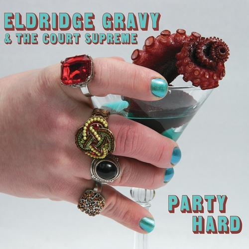 Party Hard Album Cover