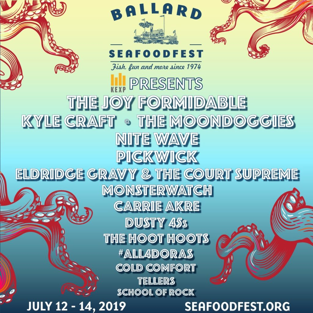 Eldridge Gravy & the Court Supreme - Live at Seafood Fest 2019